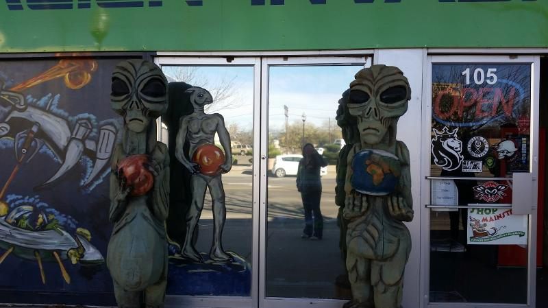 Spend a day in Roswell, New Mexico and dive head first into the UFO phenomenon. Here's a guide for exploring Roswell NM attractions.
