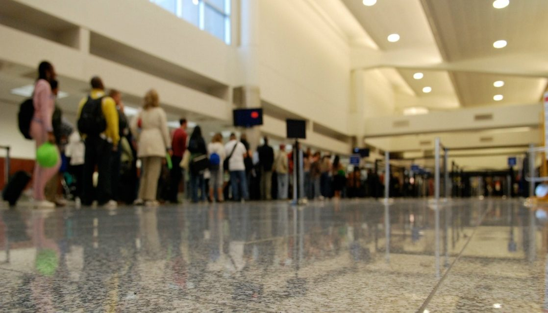 4 Helpful Tips for Staying Unflappable in the TSA Line!