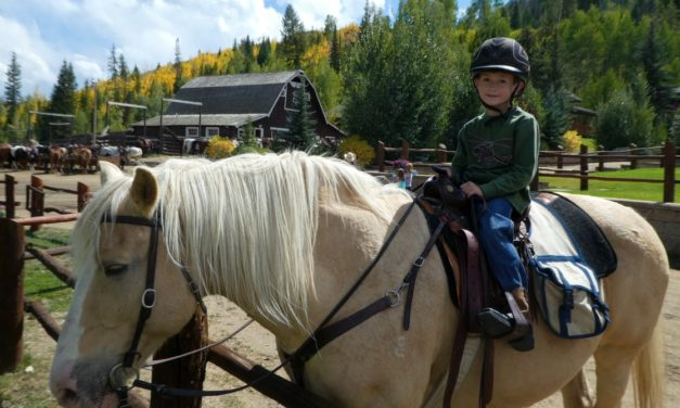 Western-Style Luxury Family Vacation at Colorado's C Lazy U Ranch