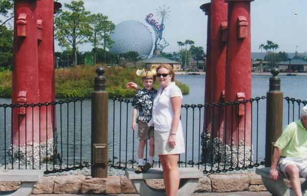 Travel Agent TravelingMom Caroline Knowles celebrates the Magic Kingdom 45th Anniversary with a story of finding out she was pregnant during her vacation.