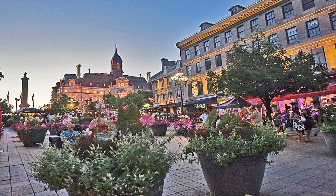 Looking for a taste of Europe in North America? Embassy Suites by Hilton Montreal is a great base for visiting historic and charming Old Montreal.