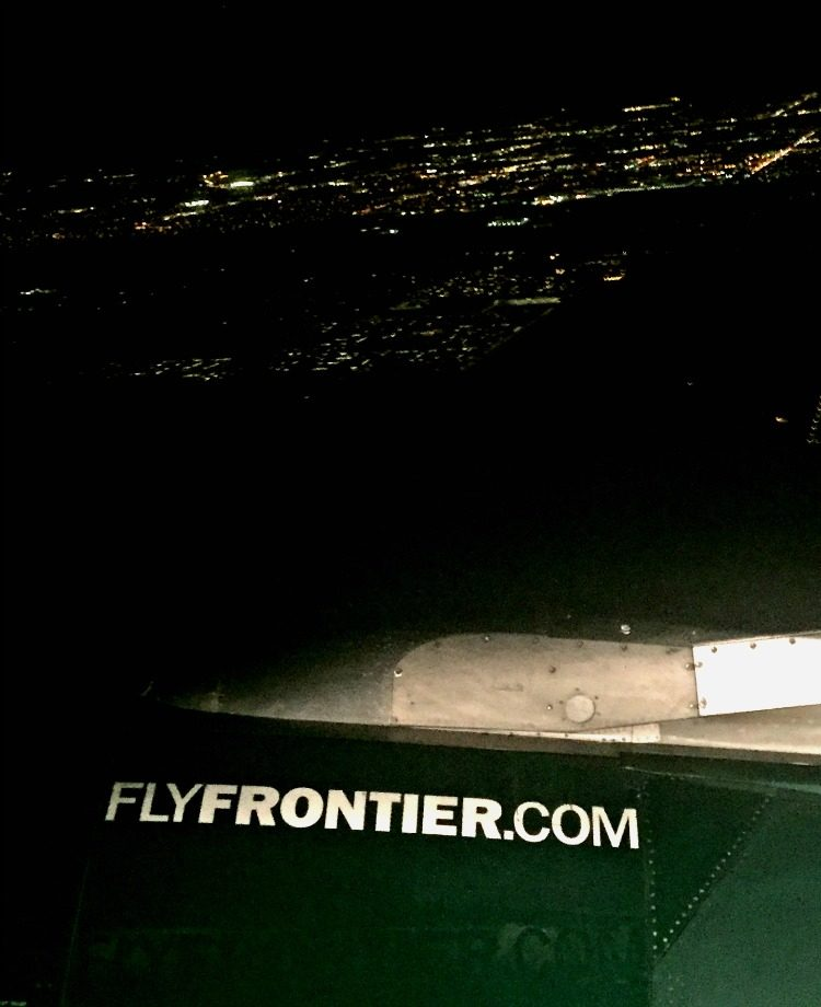Flying Frontier Airlines: Know Before You Book