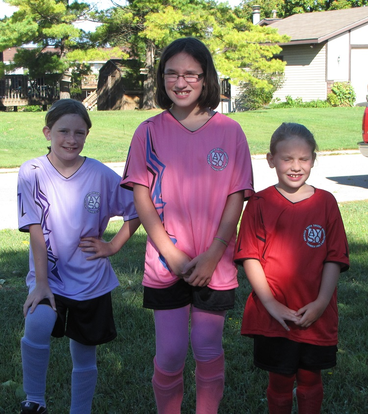 Soccer is one of the most popular youth sports around the world. TravelingMom with Daughters tells how girls soccer has changed her & her daughters' lives.
