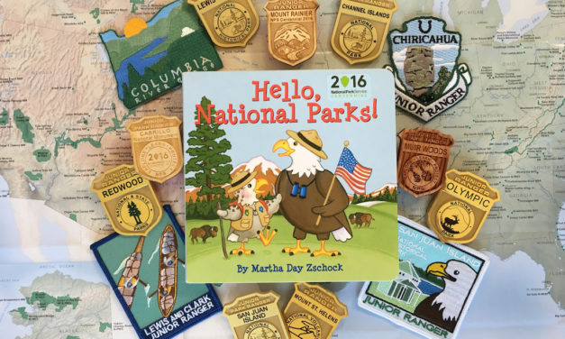 Exploring Our National Parks One Book at a Time