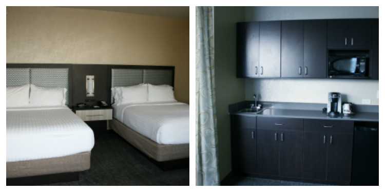 Looking for a Disneyland area hotel? Review of Holiday Inn Express & Suites in the Anaheim Resort area