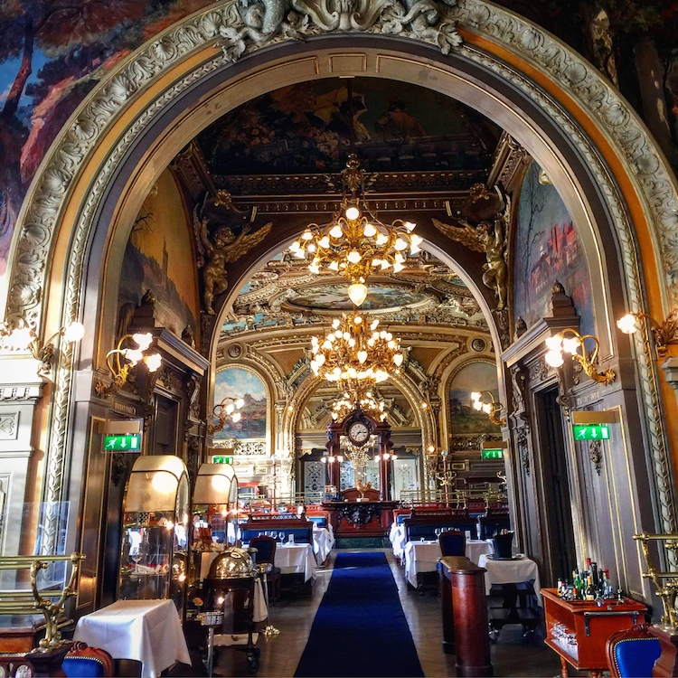 Paris food lingers on the palate and in the memory.