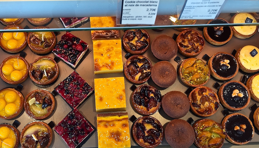 Paris food - including delicious pastries - is made to be experienced.