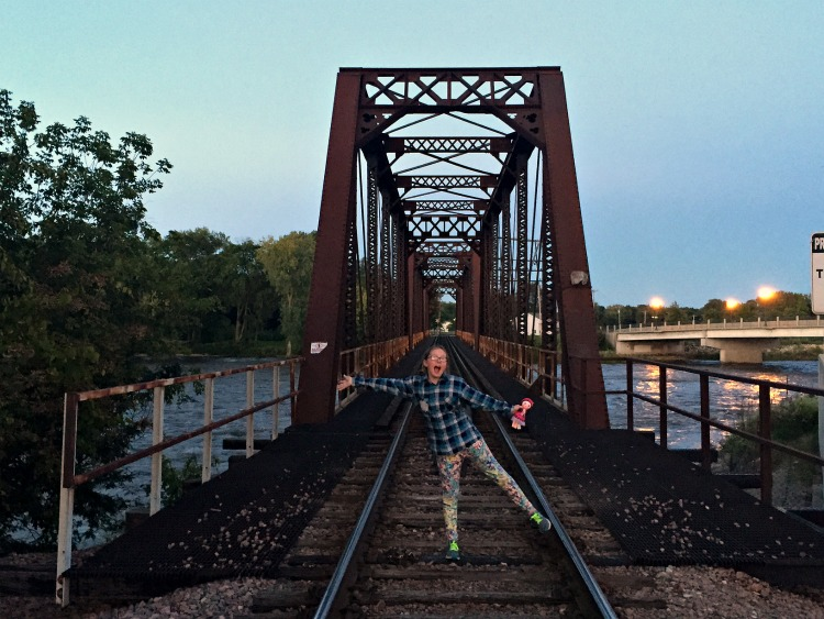 Rivers and railroad bridges aplenty in Iowa Outdoors
