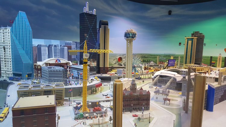 Interactive rides and activities along with a 4D Movie that will impress the kids at LEGOLAND Discovery Center in Dallas, Texas.