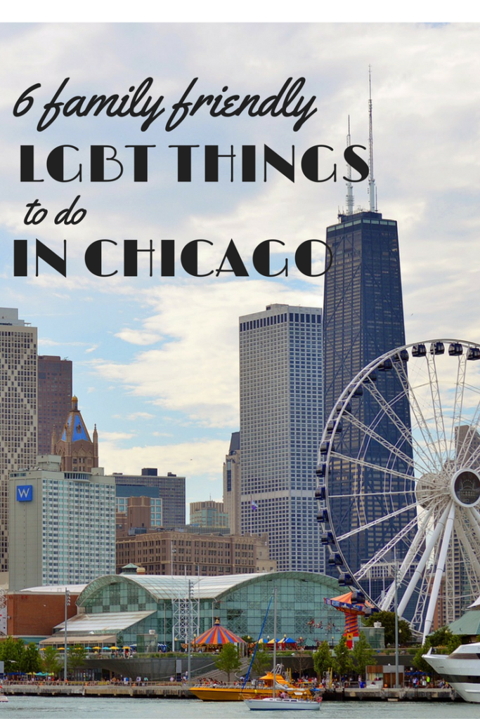 An expert mom shares her insider tips on where to find the family friendly and LGBT-welcoming attractions and things to do in Chicago.