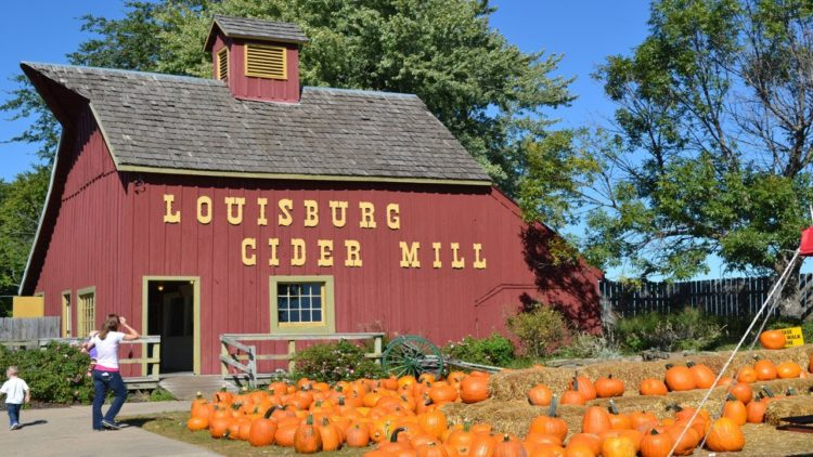 Louisburg Cider Mill & Country Store, Louisburg, Kansas