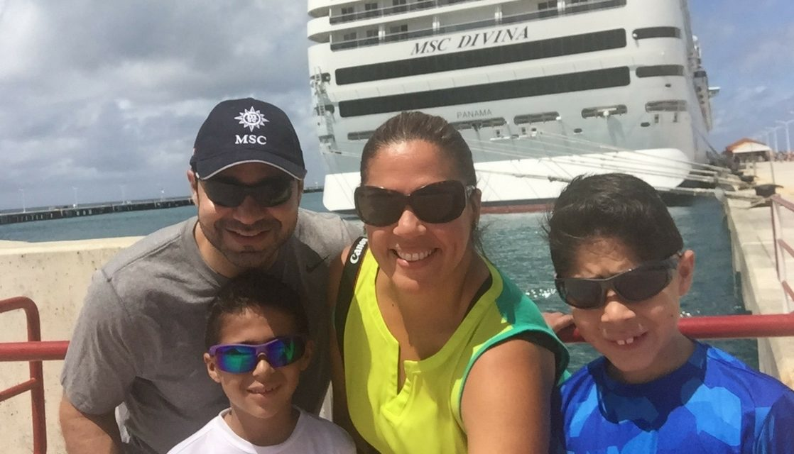 Ultimate Family Fun and Happy Memories Aboard the MSC Divina