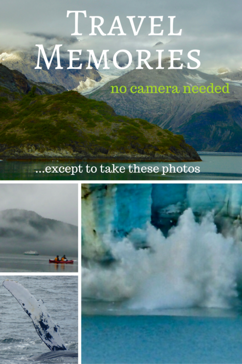 how i created travel memories without a camera