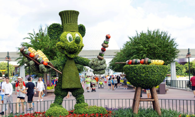 How to Enjoy Epcot International Food & Wine Festival with Family