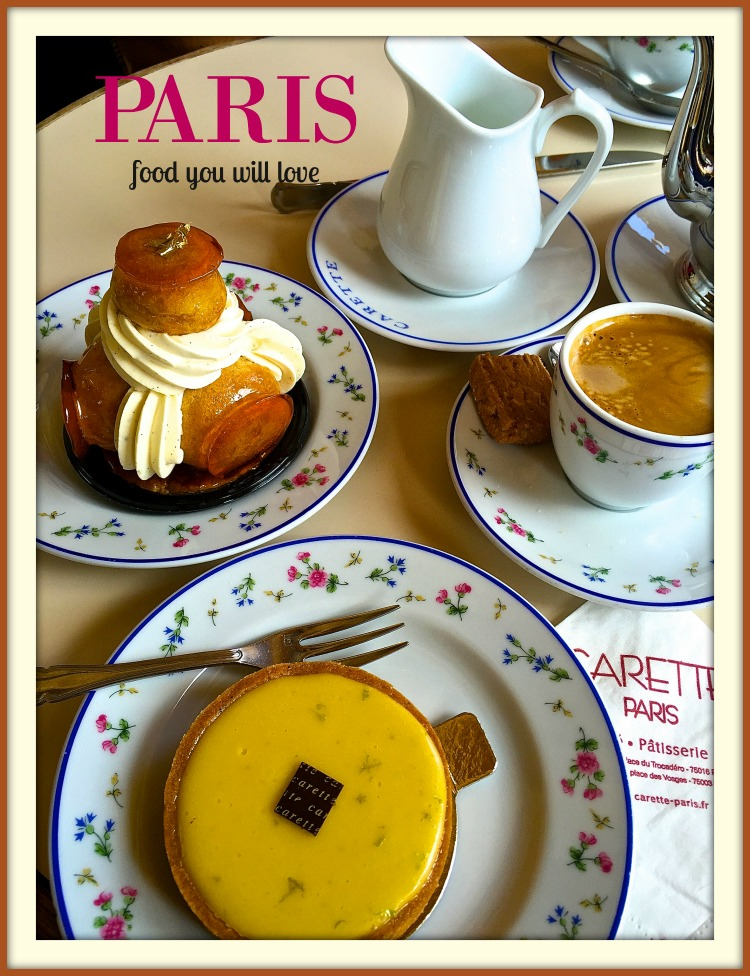 Enjoy memorable pastries in Paris, France
