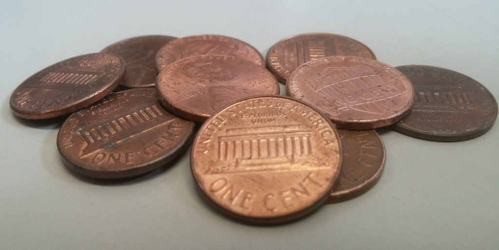 Why you should keep a penny in the freezer.