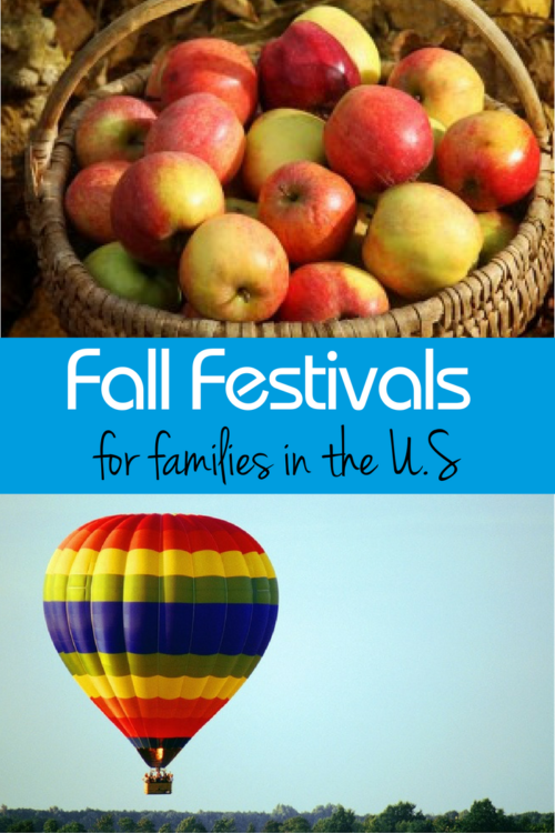Fall festivals are a great way to spend time with the family. Check out this list of favorites!