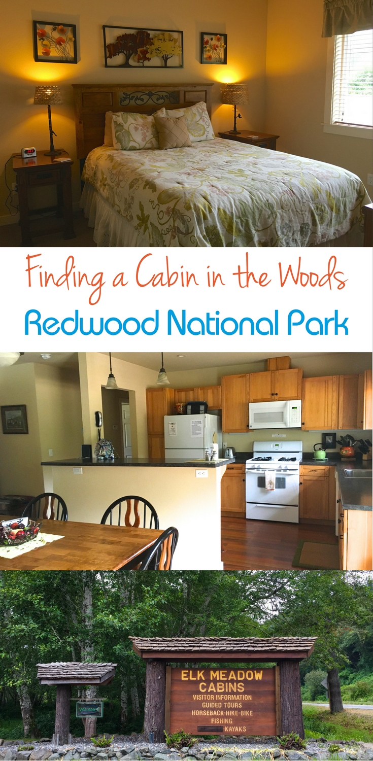 Elk Meadow Cabins, places to stay in Redwood National Park, Redwood National Park with kids,