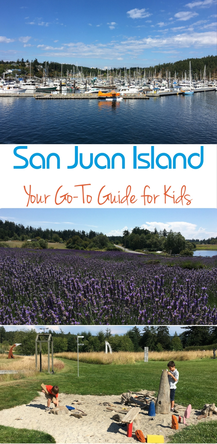 San Juan Island offers history, playtime and whale watching on an easy-to-discover island.