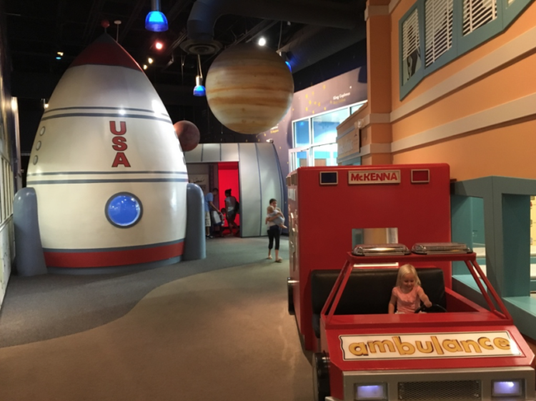 McKenna Children's Museum; photo by Big Family TravelingMom, Heidi Gollub