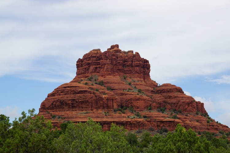 The DoubleTree by Hilton Hotel Flagstaff is a great launching pad to visit other nearby cities, like Sedona. Photo by Multidimensional TravelingMom, Kristi Mehes.