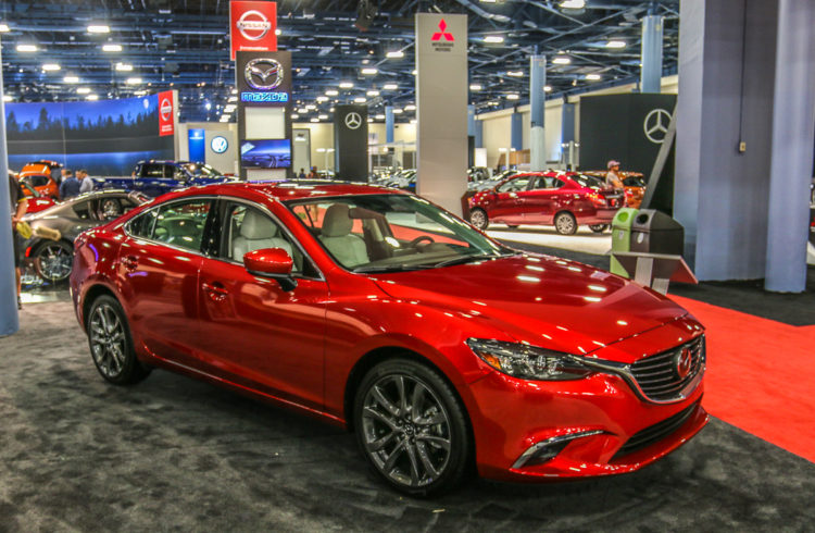 The Miami Auto Show- Family fun in cars gives parents a laid back way to look at leading manufacturer's cars without sales pressure. Family fun in Miami!