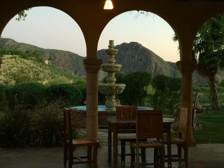 Big Bend - Lovely, luxurious Lajitas Resort