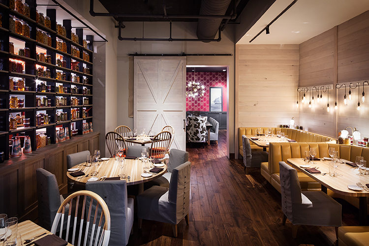 Urban Farmer - Private Dining