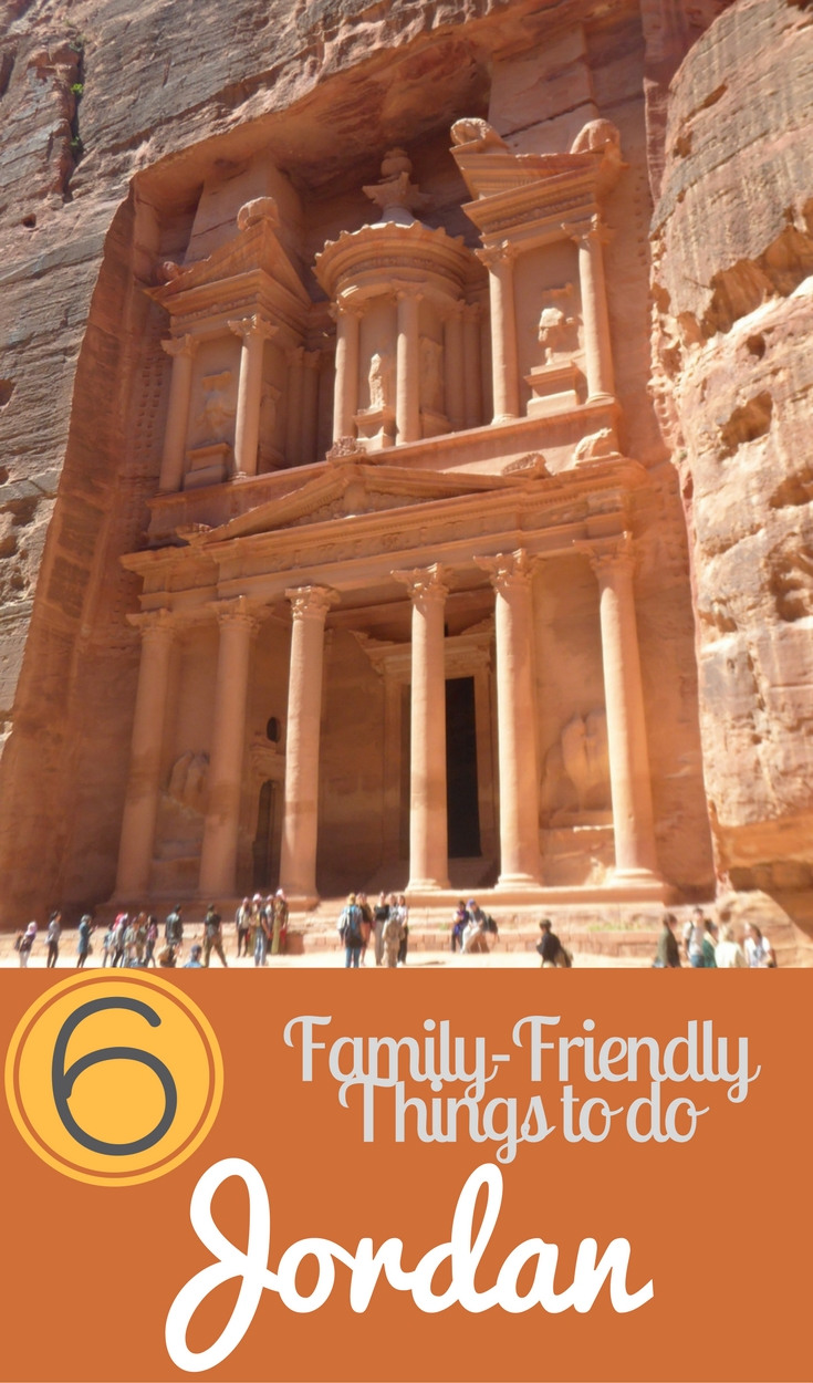 6 Family-Friendly things to do in Jordan