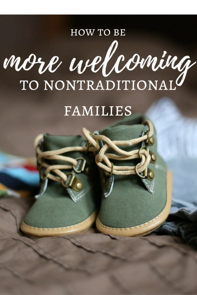 Travel can be challenging to non-traditional families. These tips from a lesbian mom can help make a business or attraction more welcoming to LGBT families.
