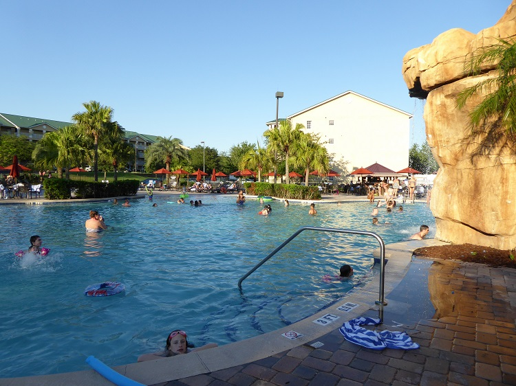 Pools and other amenities are important to consider when deciding where to stay in Orlando.