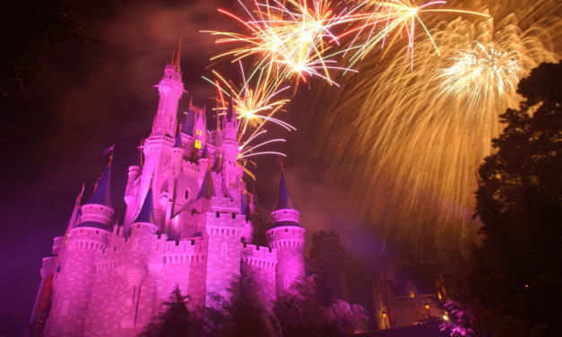 TravelingMom Celebrates Magic Kingdom 45th Anniversary