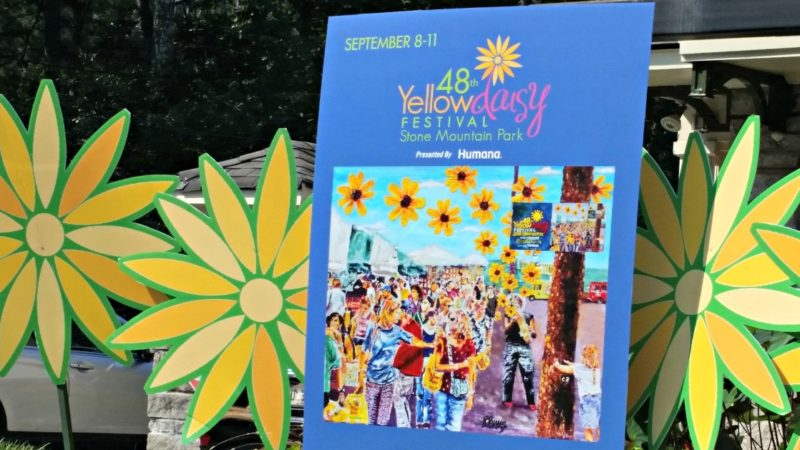 It's that time again! The Yellow Daisy Festival is an Atlanta tradition, 48 years strong.