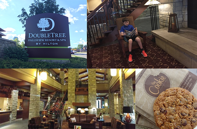 Hotel Review - DoubleTree Fallsview Resort and Spa by Hilton, Niagara Falls