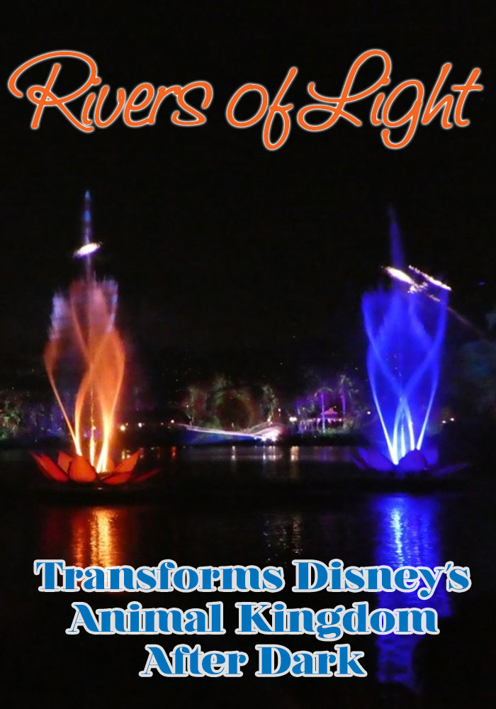 Disney's Rivers of Light