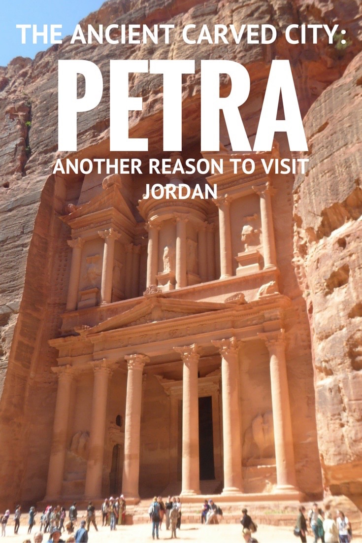 All day not enough to fully experience the ancient trade city of Petra, one of many things to do when taking the family to Jordan.
