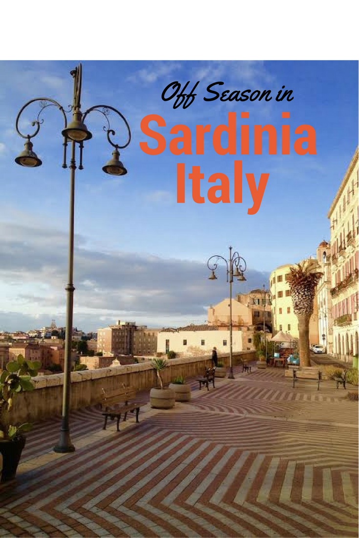 Visit Sardinia, Italy off-season for sun, food, architecture, archeology, and more