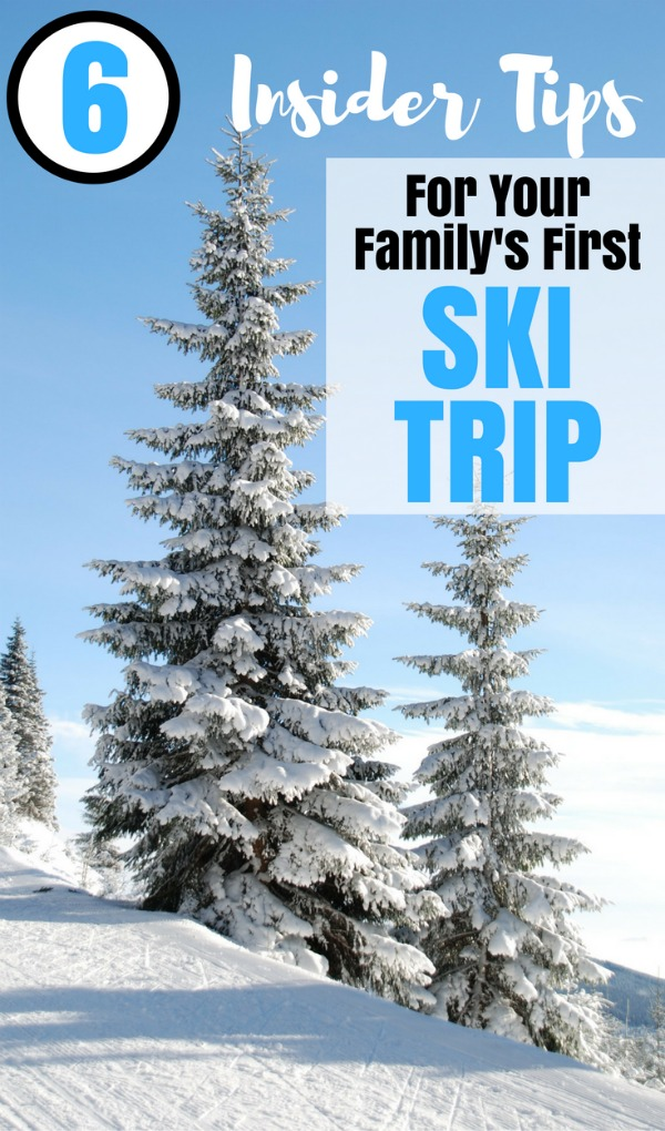 These tips could save your ski trip #firstskitrip #firsttimeskier #beginningskier #familyskitrip