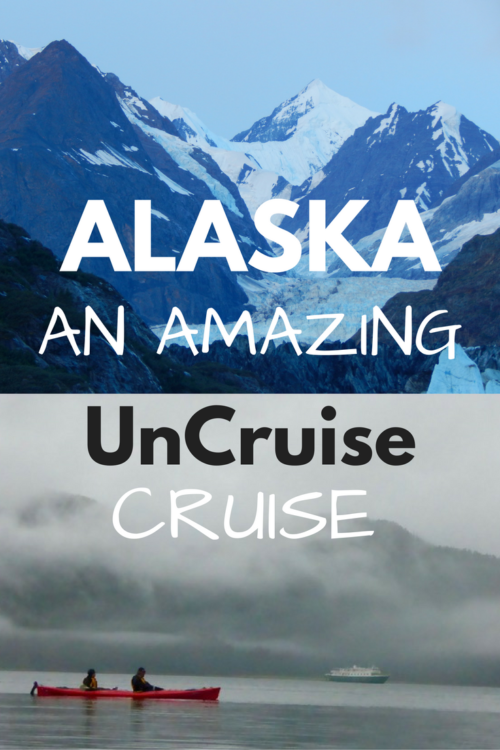 Cruising Alaska on an amazing UnCruise Cruise
