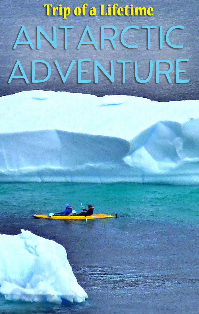 Antarctica Travel: Tips for enjoying this trip of a lifetime.