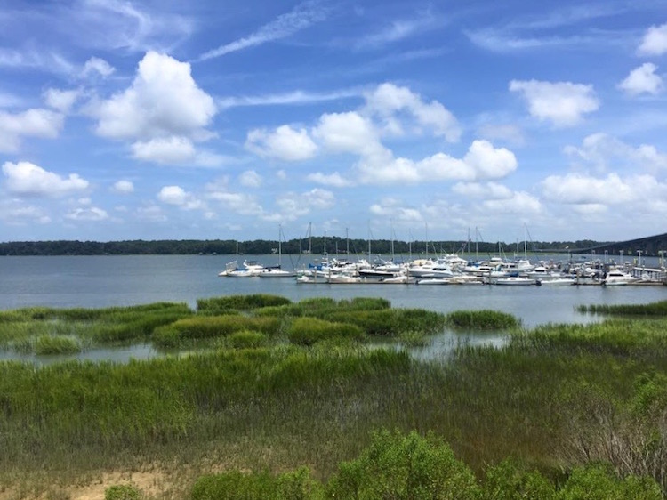 Over two vacations in Beaufort SC, I learned where locals go to eat, fish, get outside and more. Here's the 4 best kept secrets in Beaufort, SC.