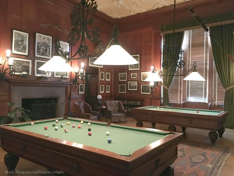 Biltmore House Billiards Room