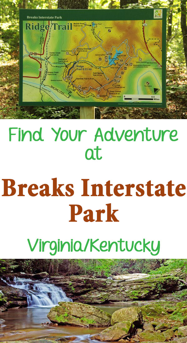 "Breaks Interstate Park: Get tips for visiting the ""Grand Canyon of the South"" on the Virginia and Kentucky state line."