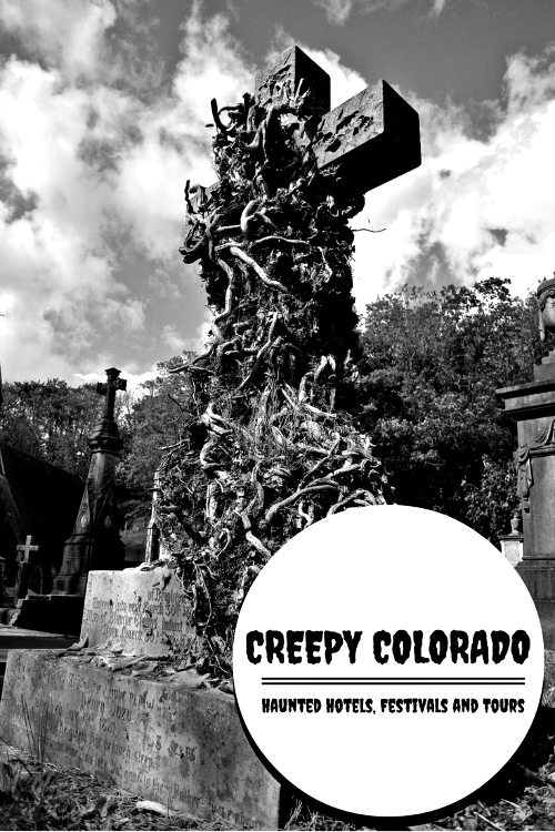 Creepy Colorado Haunts