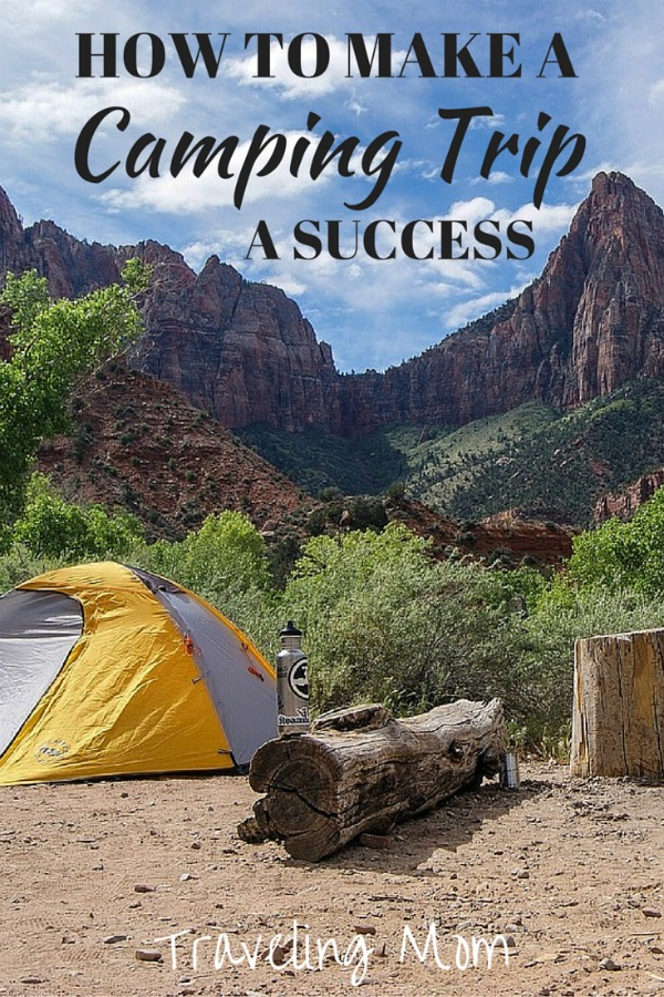 The best camping tips: Whether you are a camping beginner or a seasoned pro, these helpful tricks and tips for all kinds of camping will make your next family camping trip easier and more fun.
