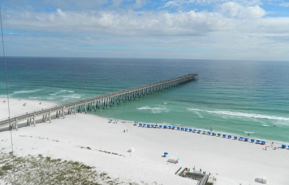 When the beach is all you need, Navarre is your spot