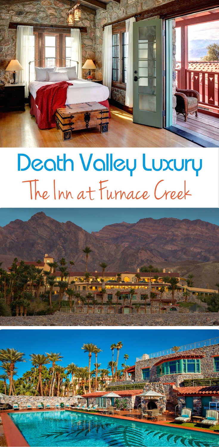 What could possibly be luxurious in Death Valley? Check out our review of The Inn at Furnace Creek, an oasis of rest and refueling for the truly glamorous.