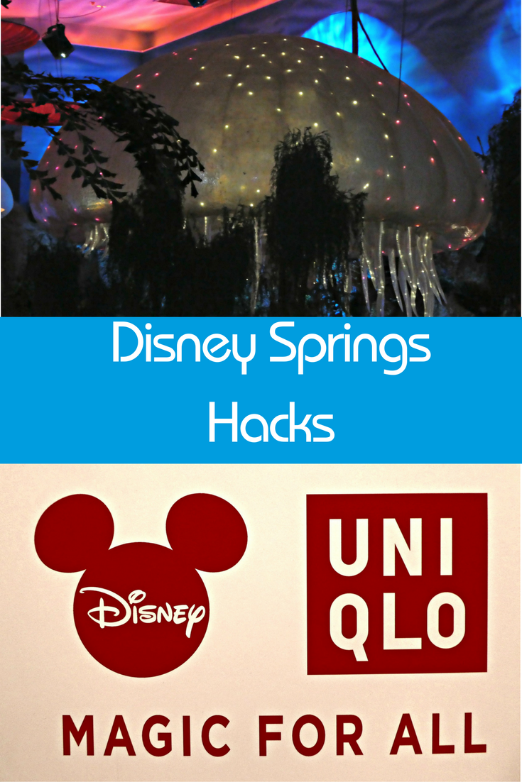 Check out Travel Hack Traveling Mom's Disney Springs restaurant and shopping hacks to save time and money. Best way to do Walt Disney World!