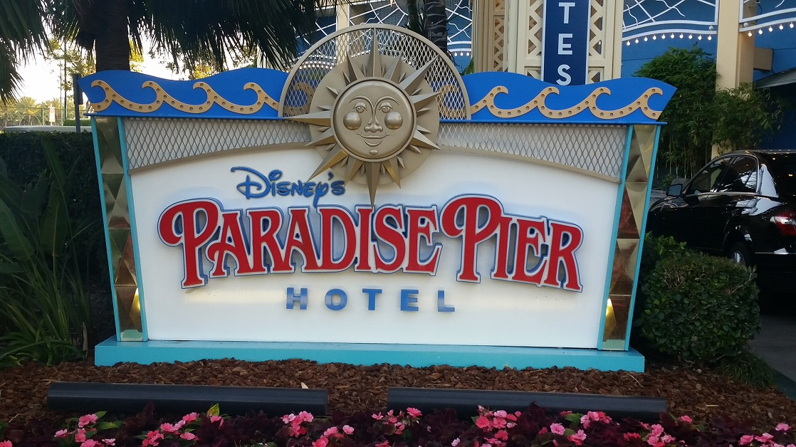 Why We Adored Disney's Paradise Pier Hotel