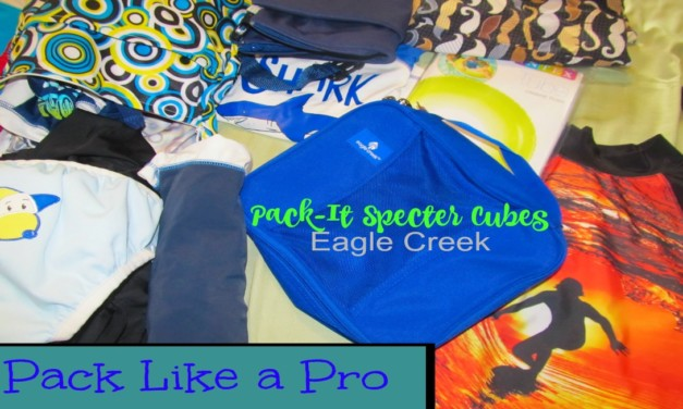 Pack Like a Pro With Eagle Creek Pack-It Specter Cubes